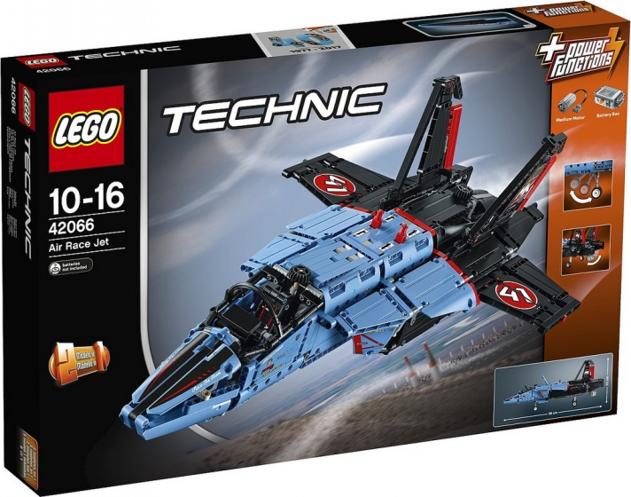 LEGO Technic: straaljager (42066)
