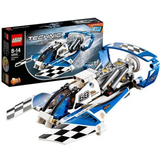 LEGO Technic: Waterplane (42045)
