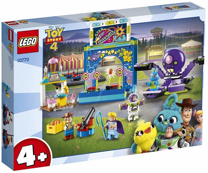 LEGO Toy Story kermismania (10770) 230 delig