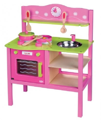 Lelin Toys Mijn Eerste Keuken