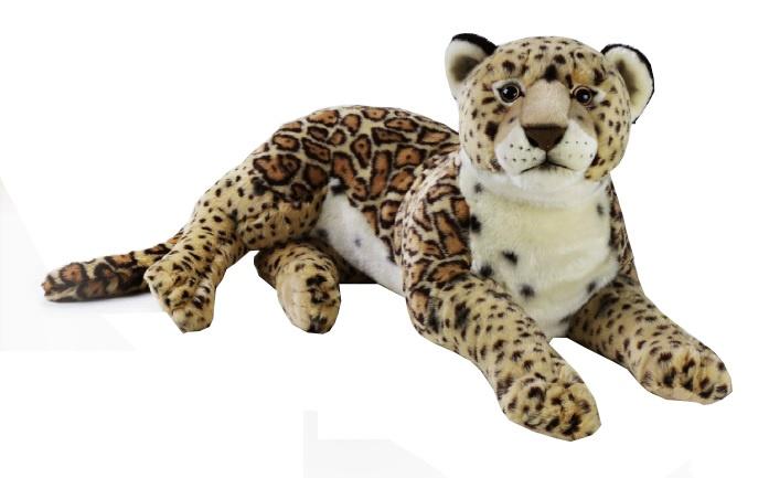Lelly Knuffel Jaguar 65cm bruin