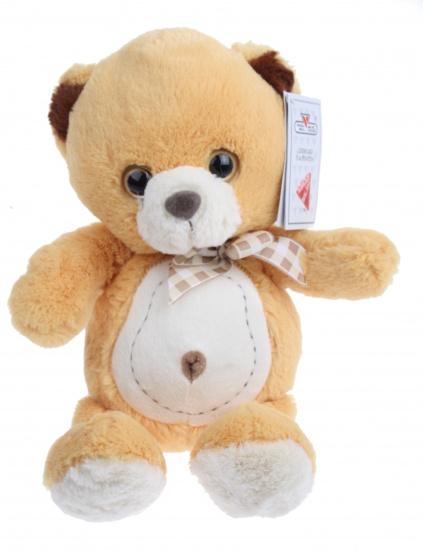 Lelly Knuffelbeer 33 cm bruin