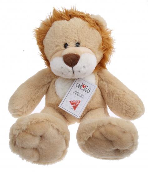 Lelly Knuffel Leeuw 36 cm lichtbruin