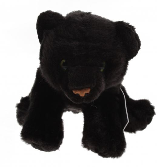 Lelly Knuffel Tijger 27 cm zwart