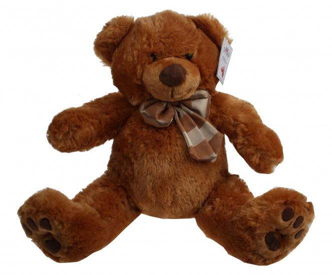 Lelly Knuffelbeer 60 cm bruin