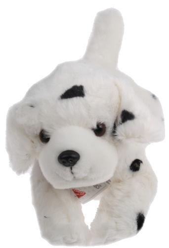 Lelly Knuffelhond 35 cm wit
