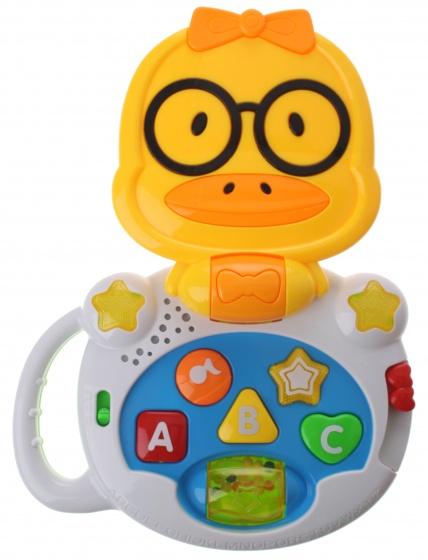 Let's Play Activity dier Eend geel 27 cm