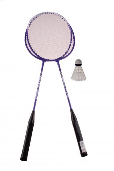 LG Imports badmintonset 63 cm blauw 3 delig