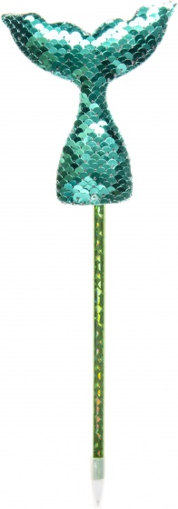 LG Imports balpen zeemeerminnenstaart groen