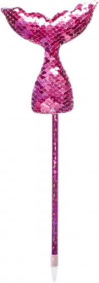 LG Imports balpen zeemeerminnenstaart roze