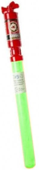 LG Imports bellenblaas Brandweer junior 35 cm groen