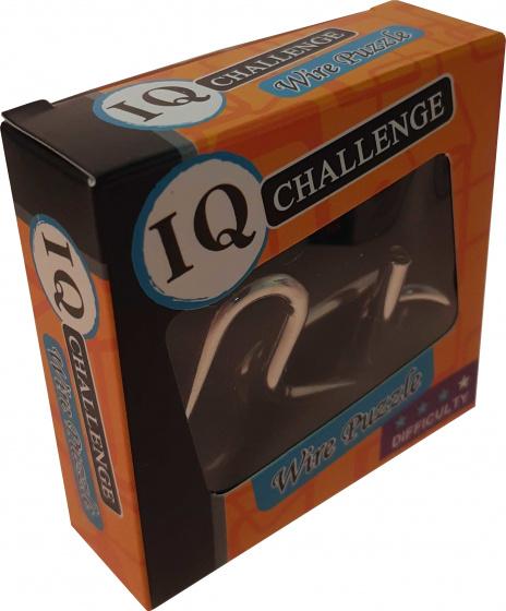 LG Imports breinbreker IQ Challange 7,5 cm staal oranje 2 delig