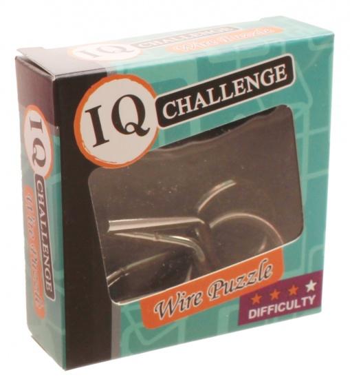 LG Imports breinbreker IQ Challange 7,5 x 7,5 cm A