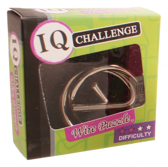 LG Imports breinbreker IQ Challange 7,5 x 7,5 cm G