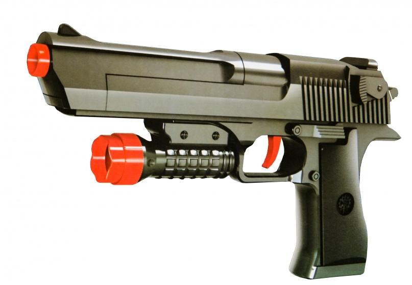 LG Imports handgun pistool 24 cm zwart