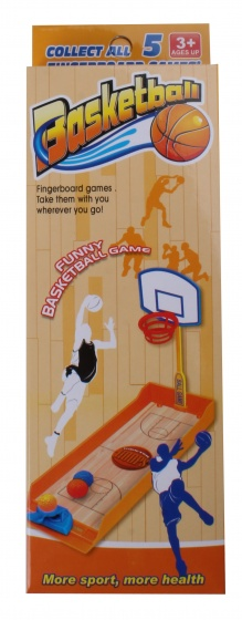 LG Imports mini basketbalspel 21 cm