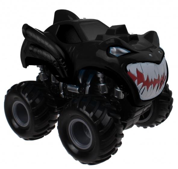LG Imports monstertruck die cast 16 cm zwart