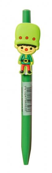 LG Imports pen met poppetje 14 cm groen