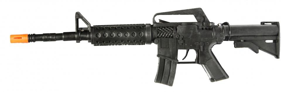 LG Imports ratelgeweer M16 grijs 47,5 cm