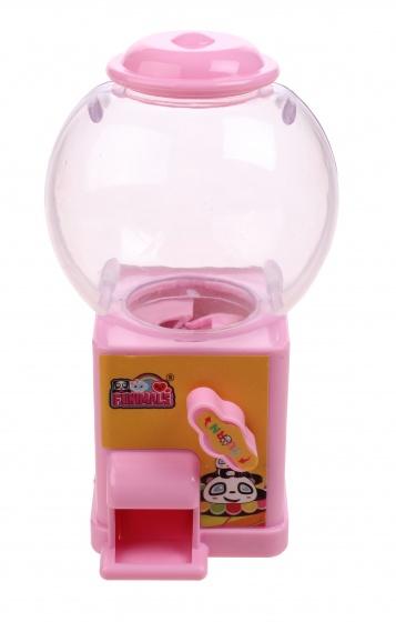 LG Imports snoepmachine 10 cm roze