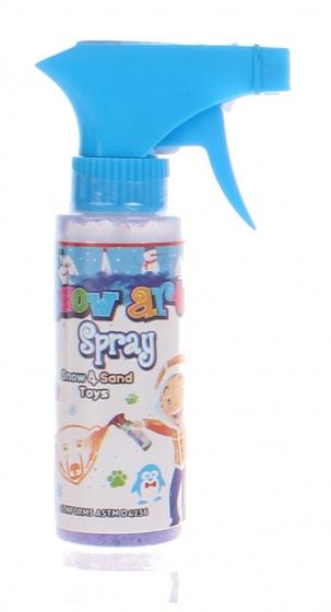 LG Imports stoepkrijtverf voor sneeuw en zand spray 15 cm paars