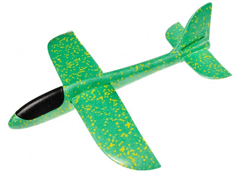 LG Imports Werpvliegtuig 47 x 49 cm groen