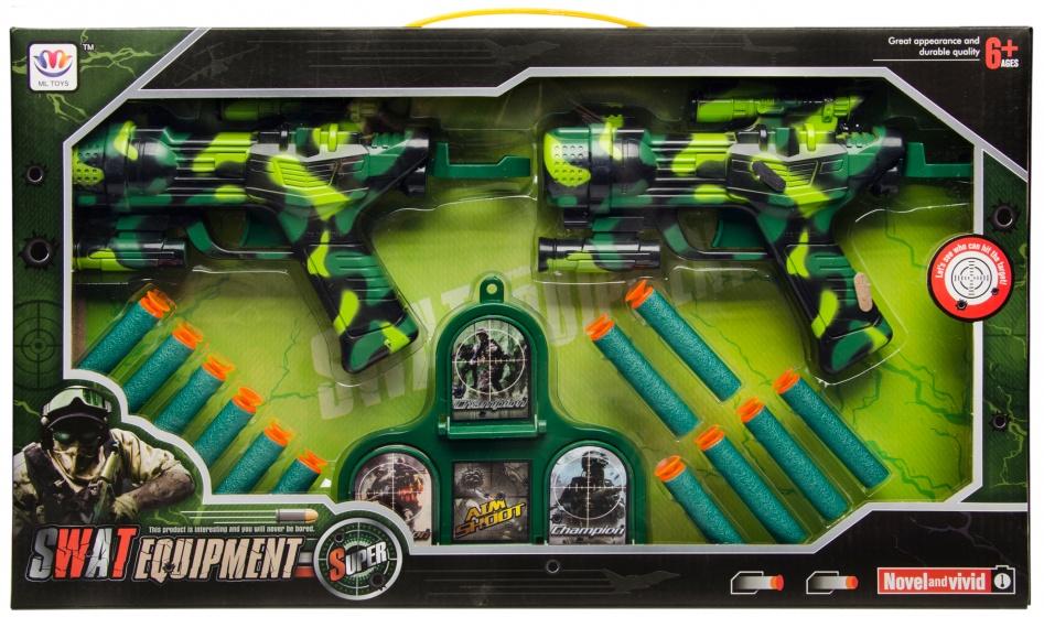 LG Imports Swat equipment 4 delig groen