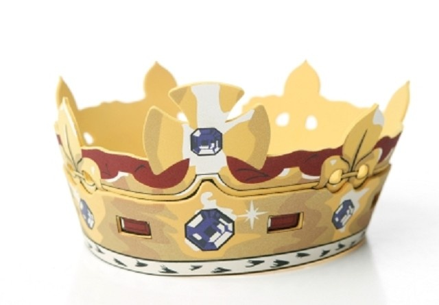 Liontouch Koningskroon