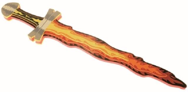 Liontouch Ridderzwaard Vuur