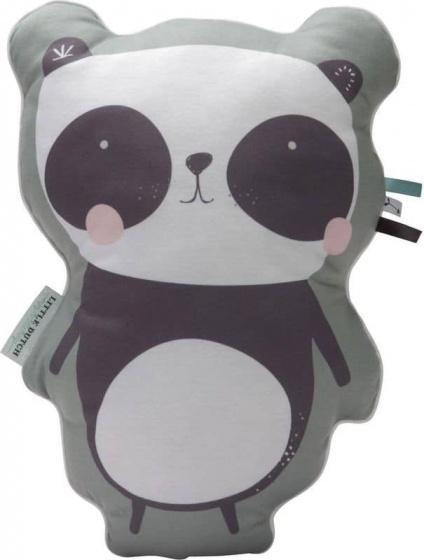 Panda knuffelkussen 45 cm