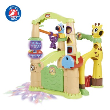 Little Tikes Activity Garden Activiteitenboomhut
