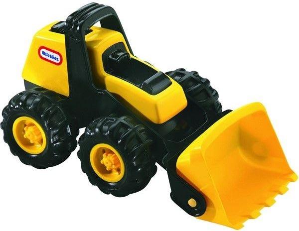 Little Tikes Bulldozer 39 cm kunststof geel/zwart