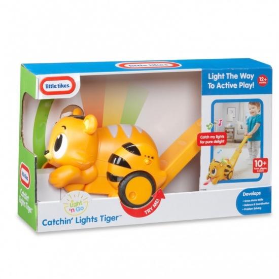 Little Tikes Catching Lights Tiger oranje