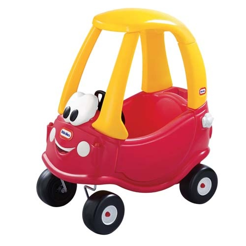 Little Tikes Cozy Coupe Anniversary rood/geel