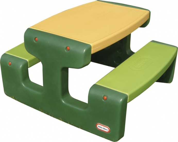 Little Tikes Picknicktafel Groot Evergreen 466a