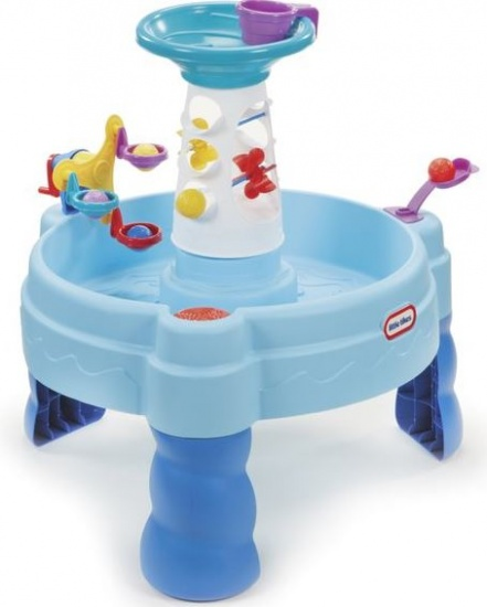 Little Tikes Spinning Seas Ball drop bay Watertafel blauw