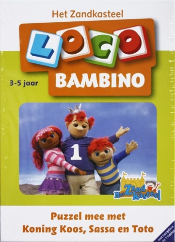 Loco Bambino: Zandkasteel (50090)