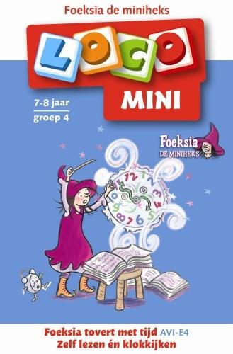 Loco Mini: Lezen en Klokkijken Foeksia