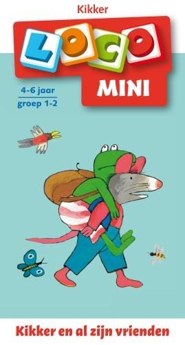Loco Mini: Kikker en AL Zijn Vrienden Ontwikkelingsspellen