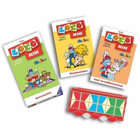 Loco pakket Loco Mini: Bobo Speurneusavontuur