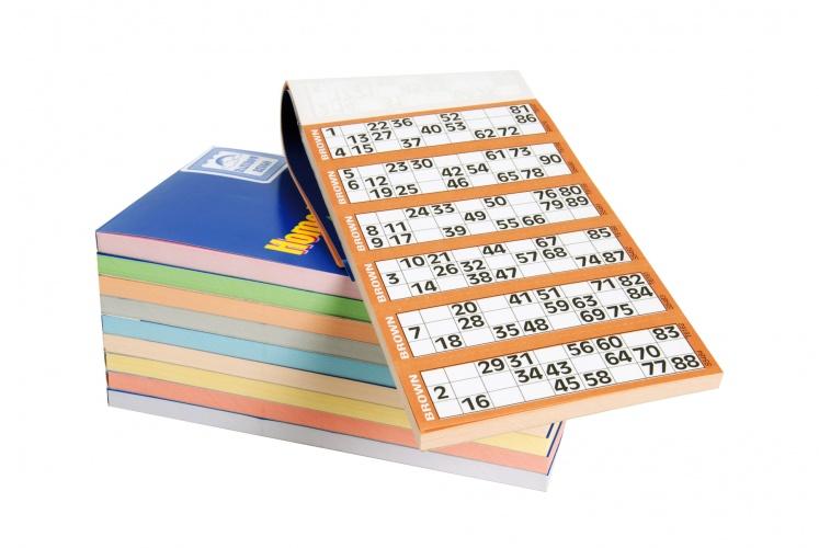 Longfield Games Lotto/Kien Boeken