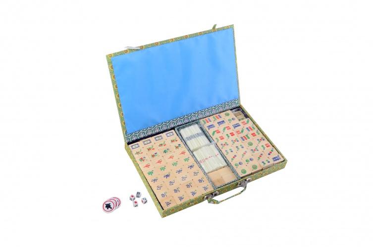 Longfield Games Mahjong Kunststof Urea Stenen