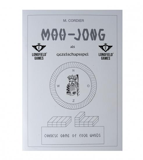 Longfield Games Mahjong Spelregelboekje