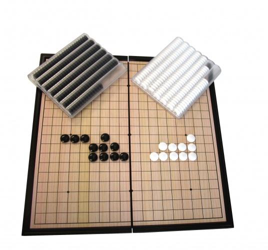Longfield Games Reis Go Magnetisch 24X24CM