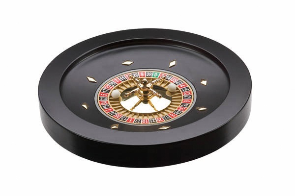 Longfield Games Roulettebak Hout