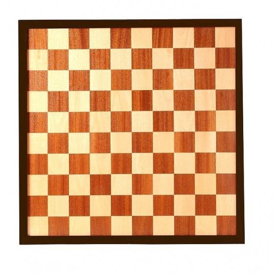 Longfield Games Schaak en Dambord Ingelegd 45X45CM