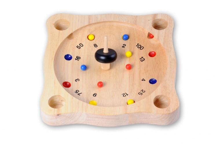 Longfield Games Tiroler Roulette 22cm