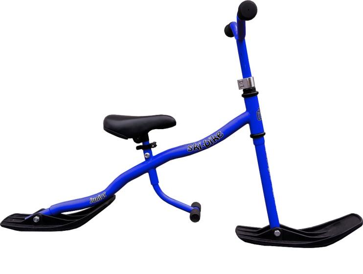 Longway Sports slee Ski Bike junior blauw