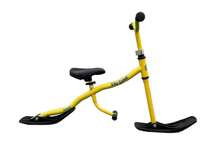 Longway Sports slee Ski Bike junior geel