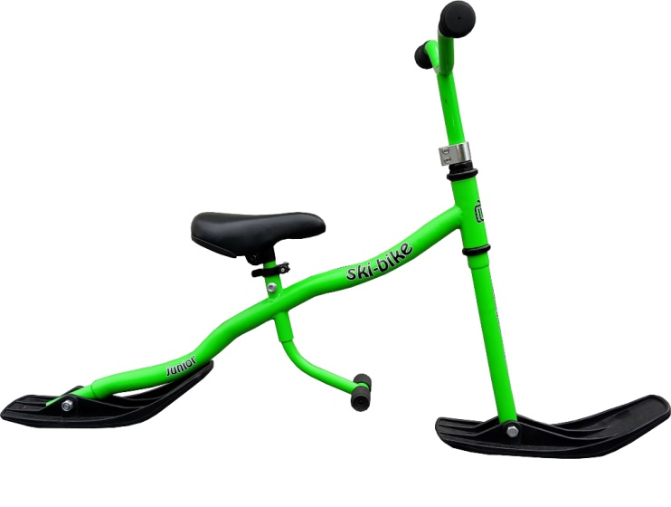 Longway Sports slee Ski Bike junior groen